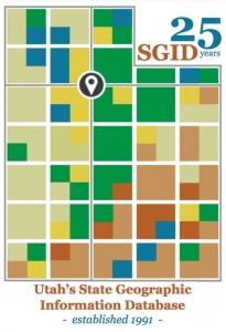Utah State Geographic Information Database (SGID) celebrates 25 years