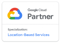Google Cloud Partner Location-Based Services