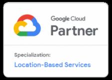 Google Cloud Partner Location-Based Services