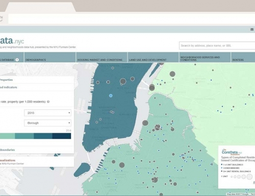 Furman Center – NYC Housing and Neighborhood Analytics