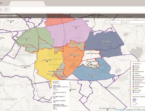 Newton Re-districting