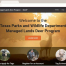 Texas Managed Lands Deer Program App