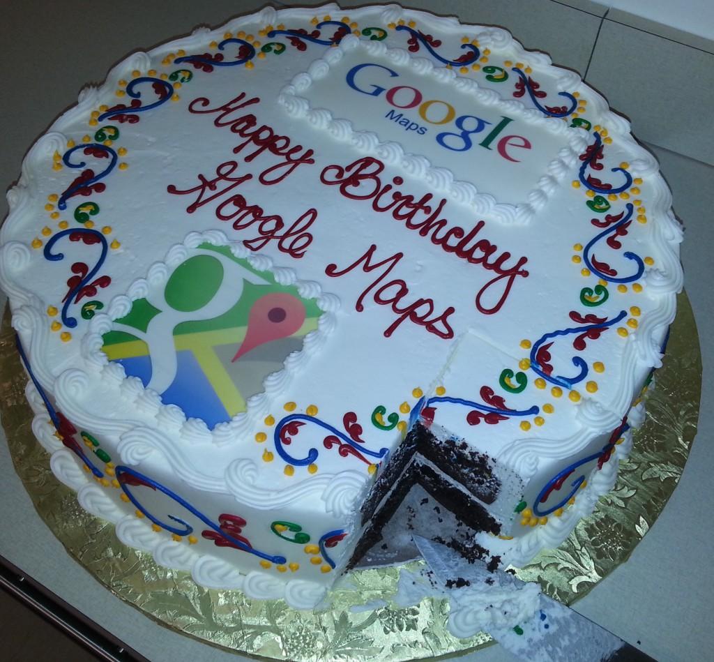 Google Maps turns 10!