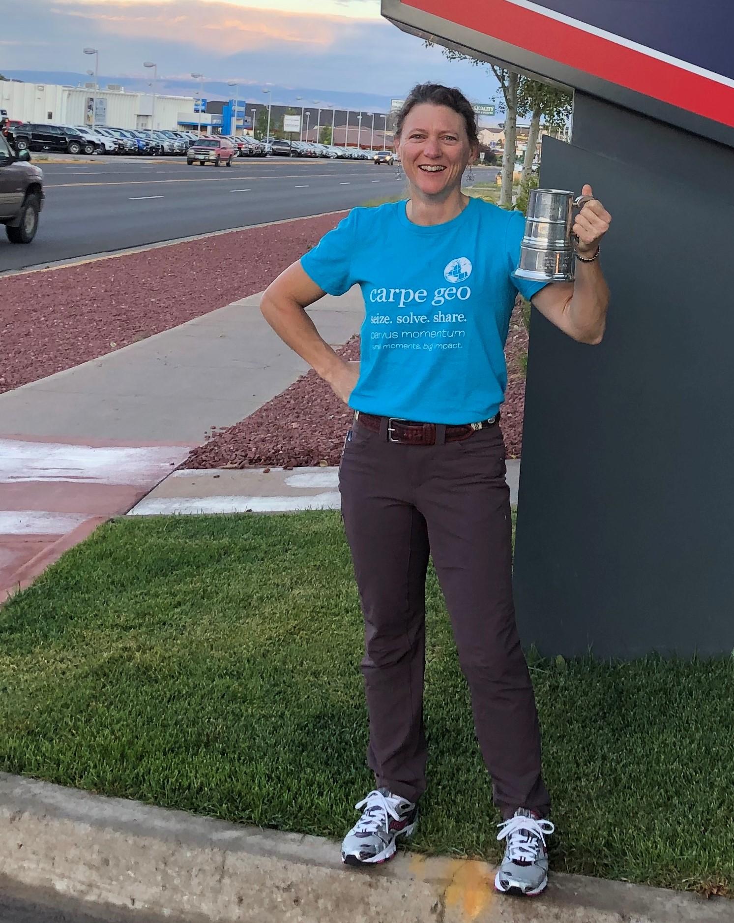 Karen Rogers, President, NSGIC (Wyoming)