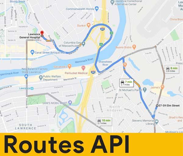 Routes API