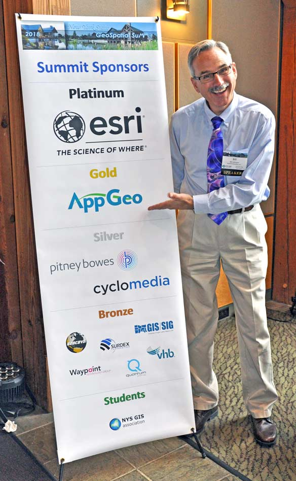 Bill Johnson, AppGeo's Carpe Geo Evangelist