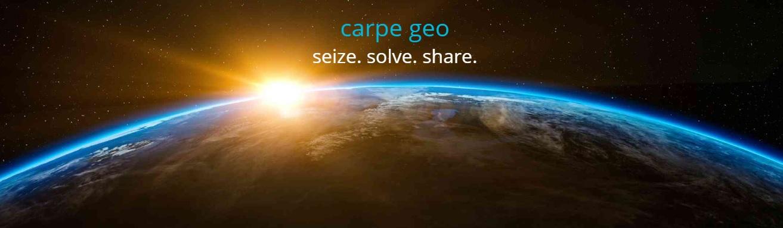 carpe geo