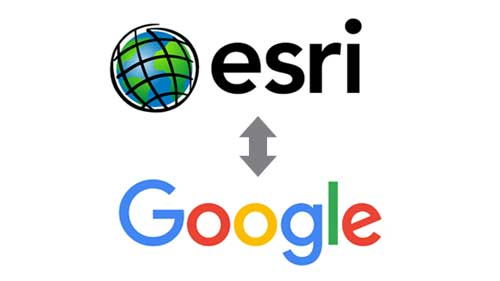 ESRI and Google