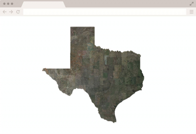 Texas Google Imagery